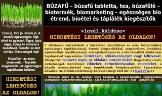 búzafű - biomarketing